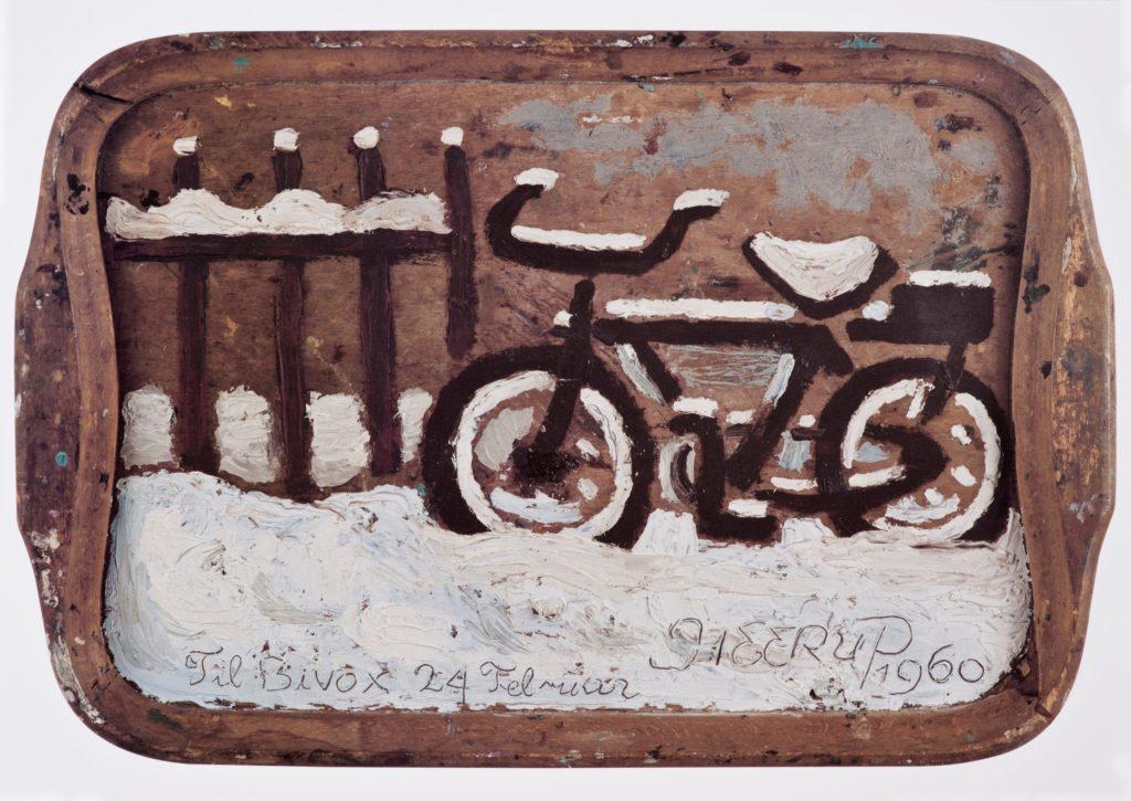 Gå til varen: Cykel i sne