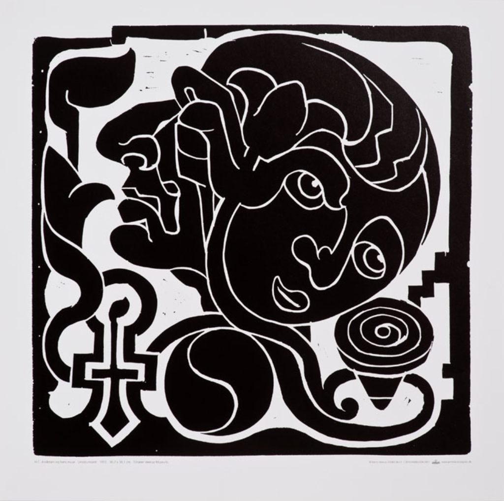 Gå til varen: H.C. Andersen og hans muse