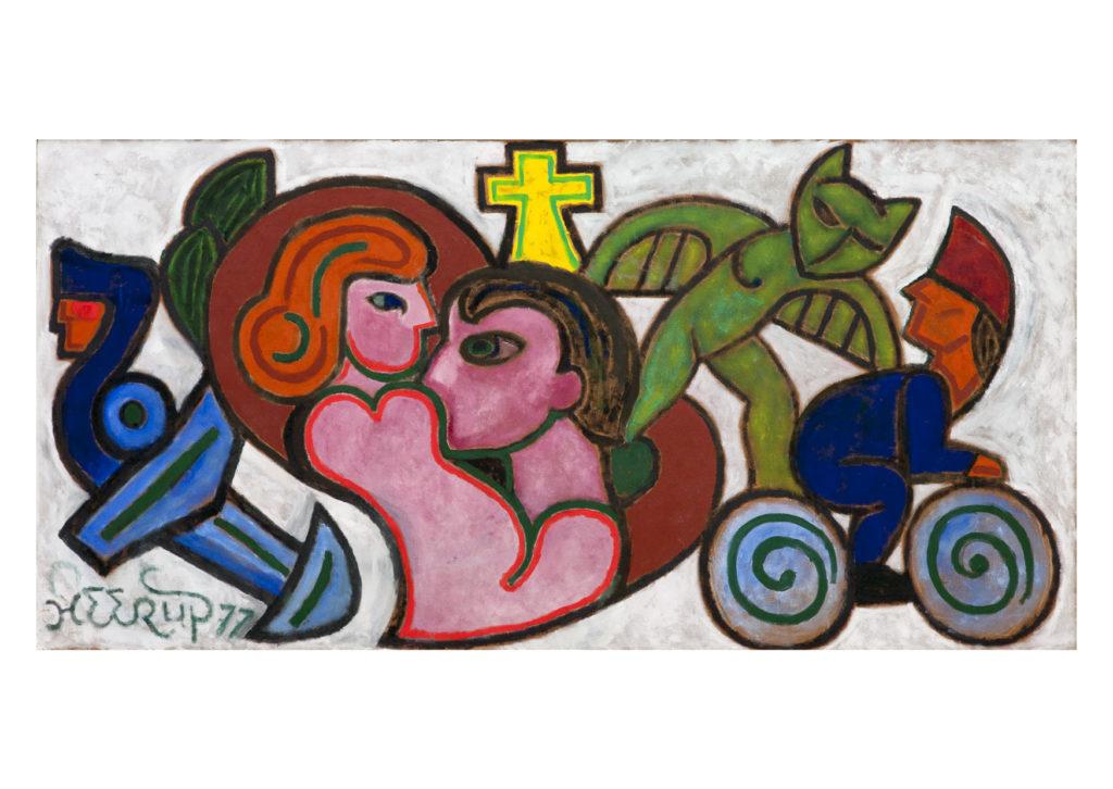 Gå til varen: Tro, håb og kærlighed