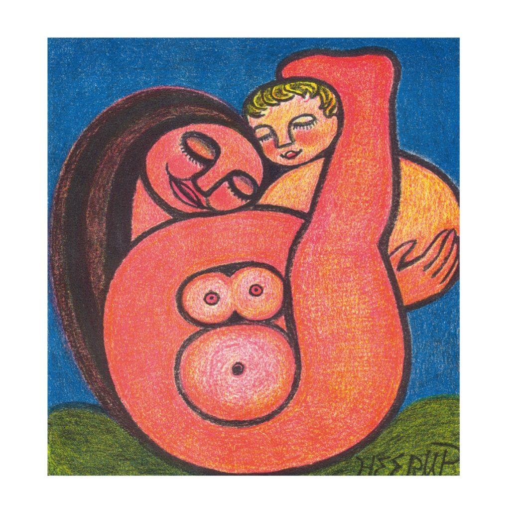 Gå til varen: Mor og barn