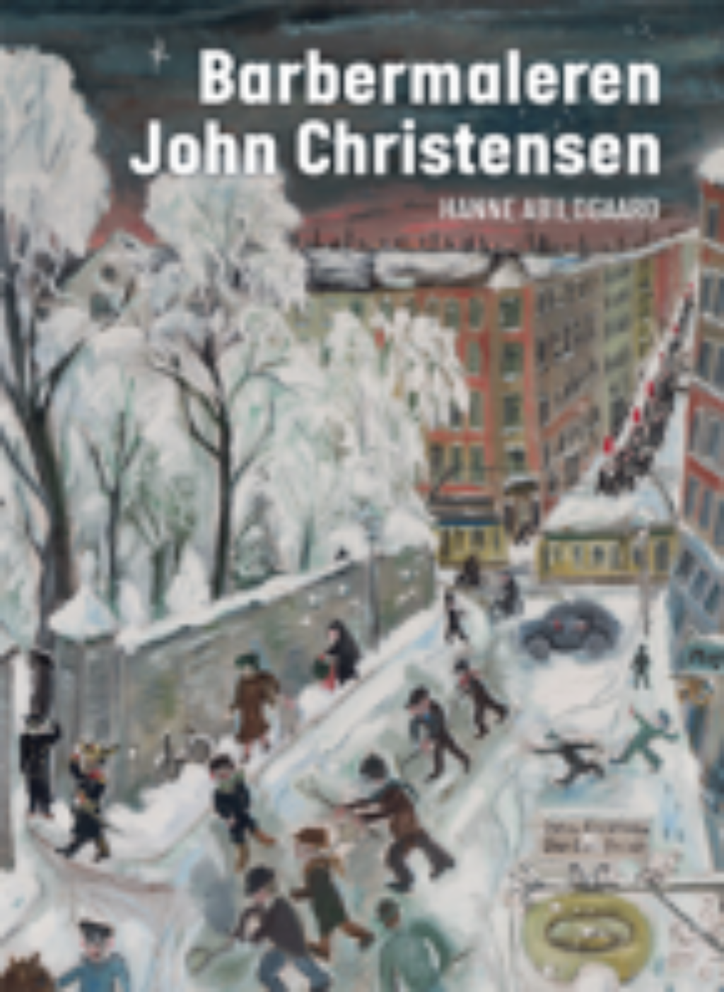 Gå til varen: Barbermaleren – John Christensen