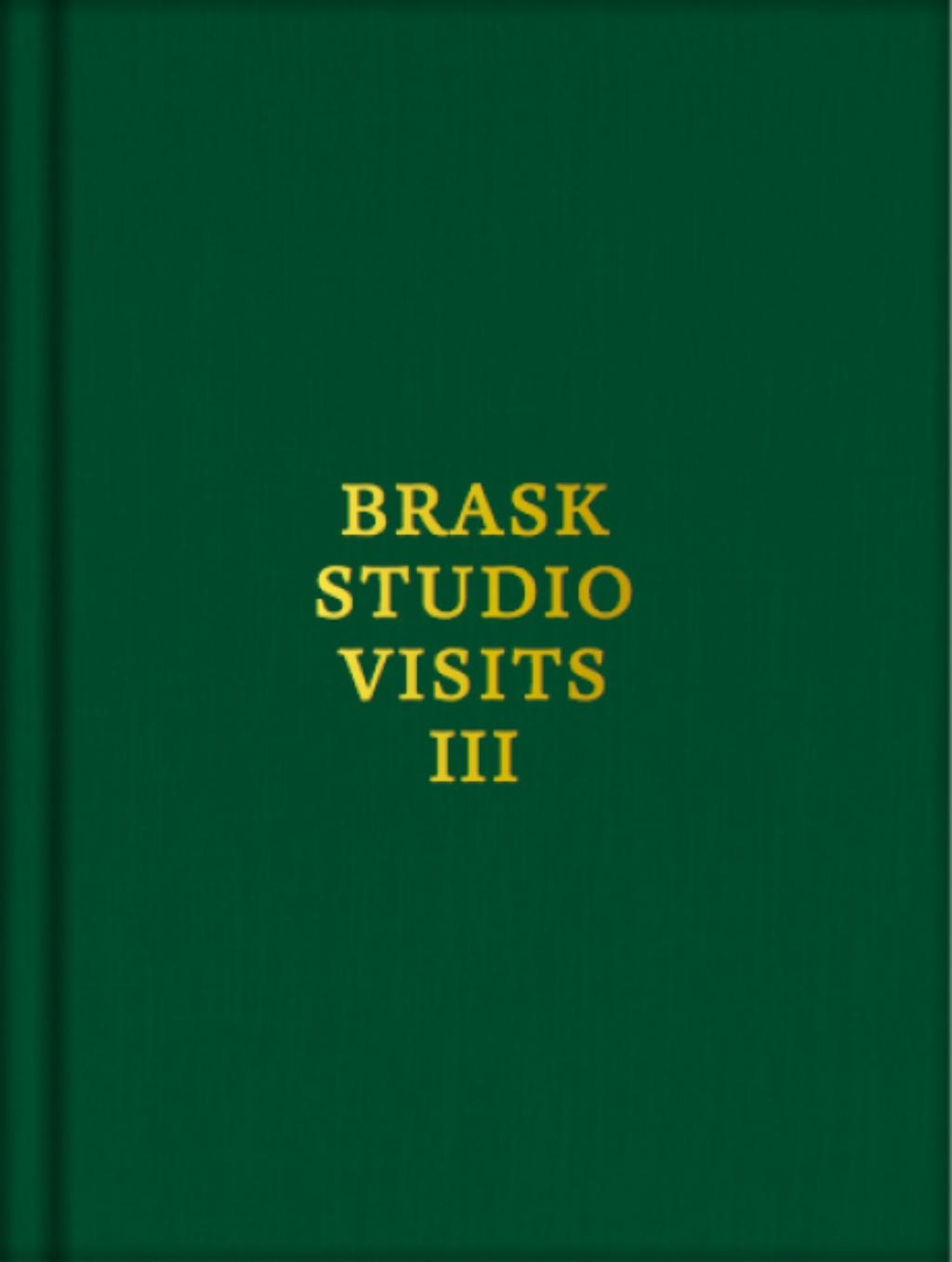 Gå til varen: BRASK STUDIO VISITS III