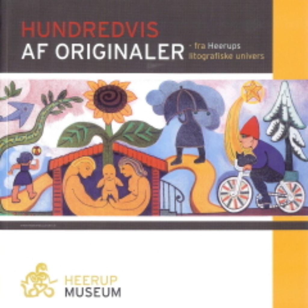 Gå til varen: Hundredevis af originaler – bliv klog på Heerups Grafik