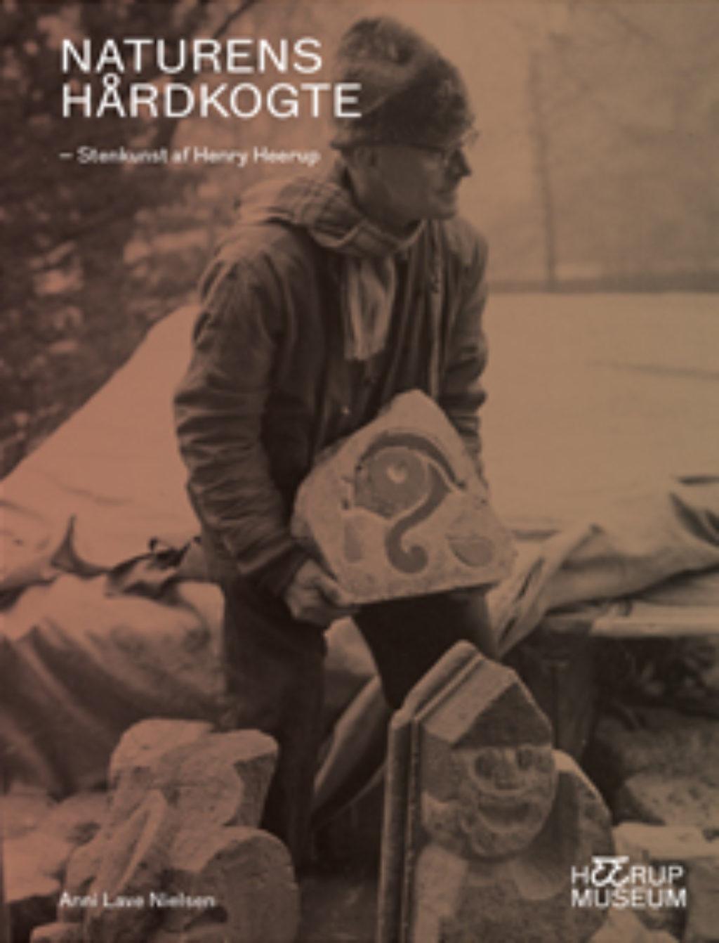 Gå til varen: Naturens Hårdkogte – Stenkunst af Henry Heerup