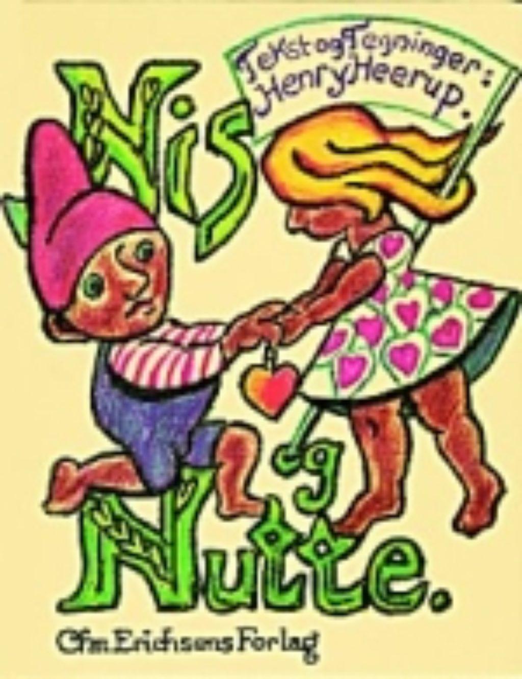 Gå til varen: Nis og Nutte – Henry Heerup
