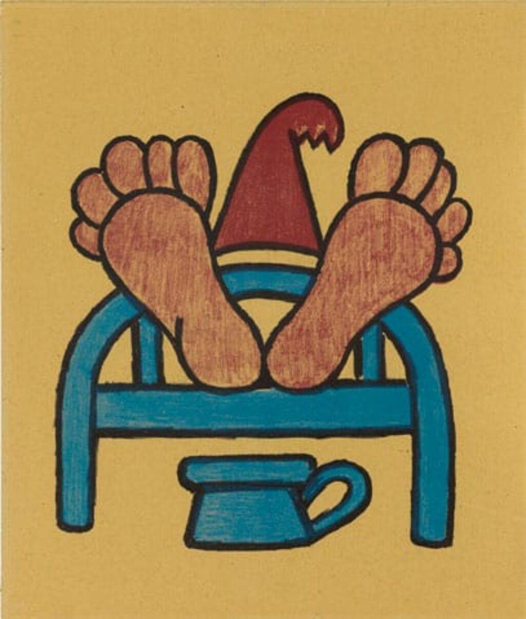 Gå til varen: Billet til Juleværksted: Nisselandskab i pap