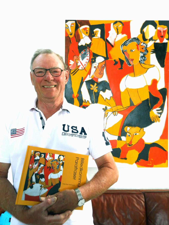 Gå til varen: Billet til Café H: Peter Rye Vadmand