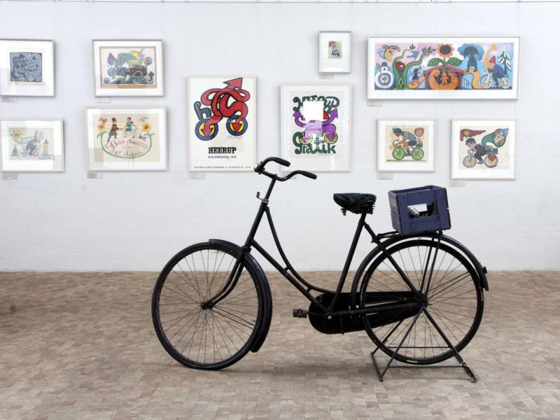 Gå til udstillingen: Mit sted