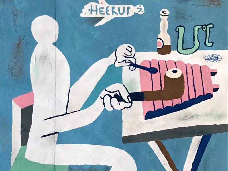 Gå til udstillingen: BEHNCKE – HEERUP – HILDEBRANDT