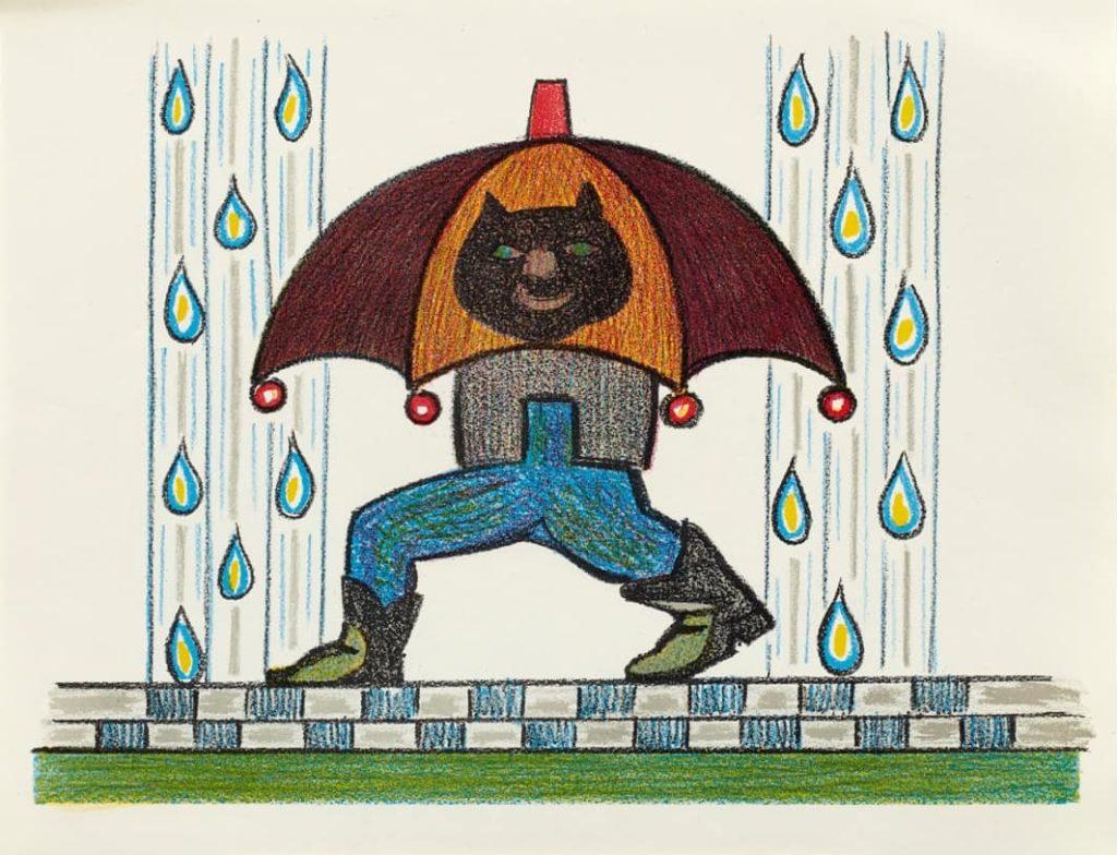 Gå til varen: Regnvejrskatten