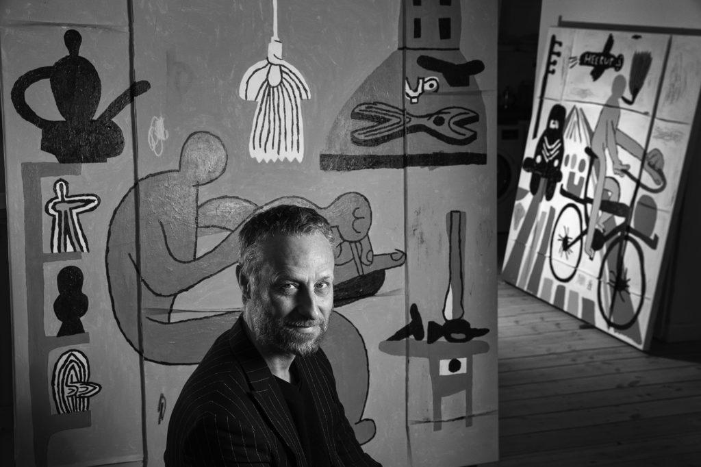 Gå til varen: Billet til Artist Talk med Søren Behncke kl. 16