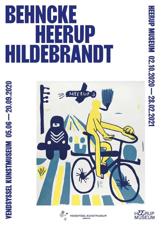 Gå til varen: BEHNCKE – HEERUP – HILDEBRANDT