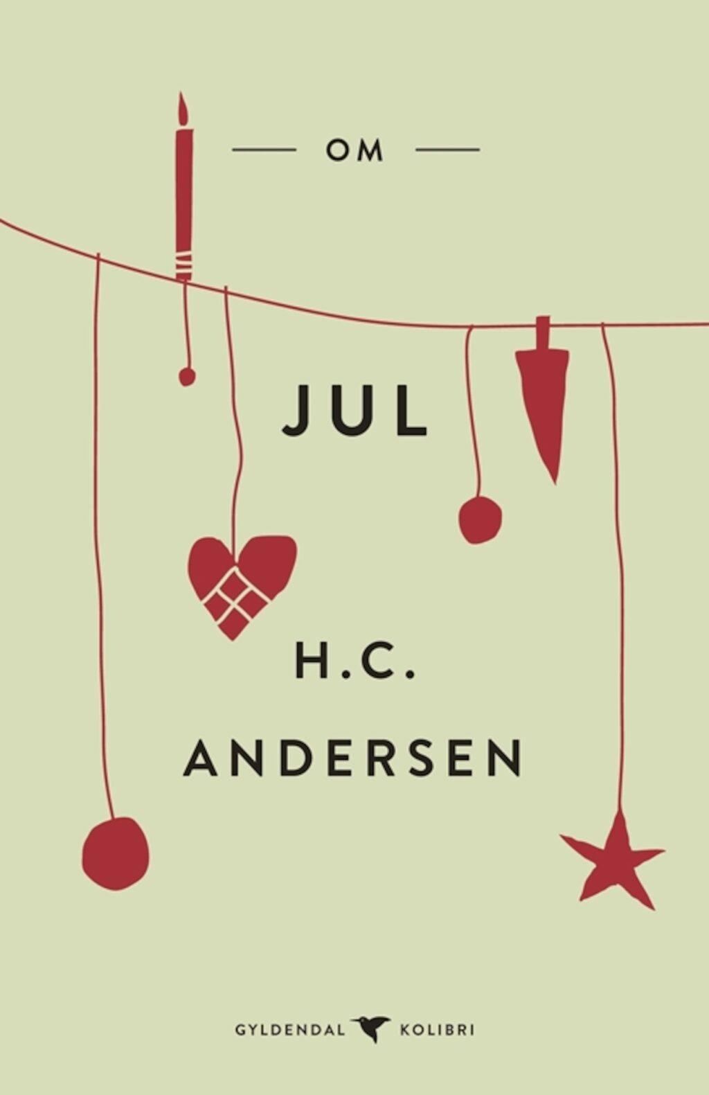 Gå til varen: Om jul – H. C. Andersen