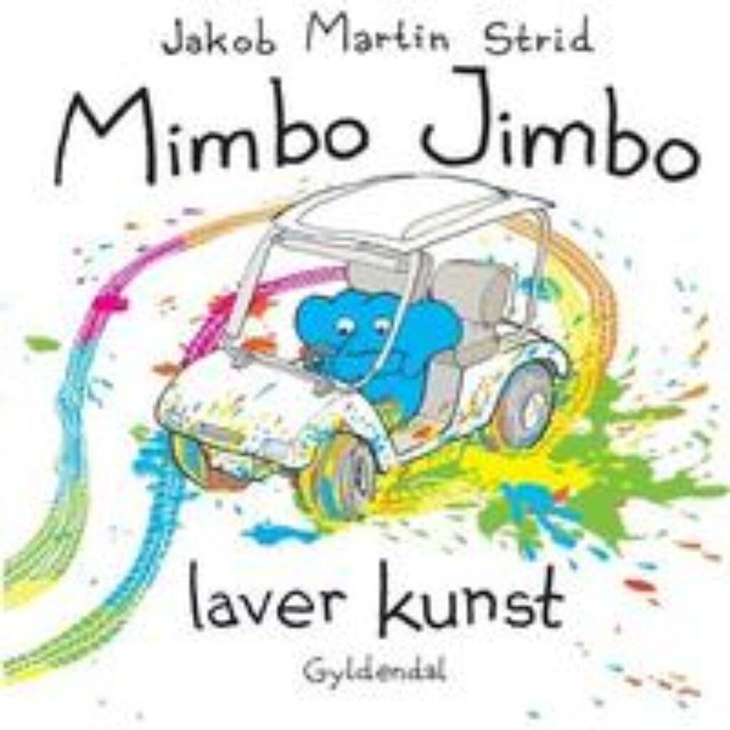 Gå til varen: Mimbo Jimbo laver kunst