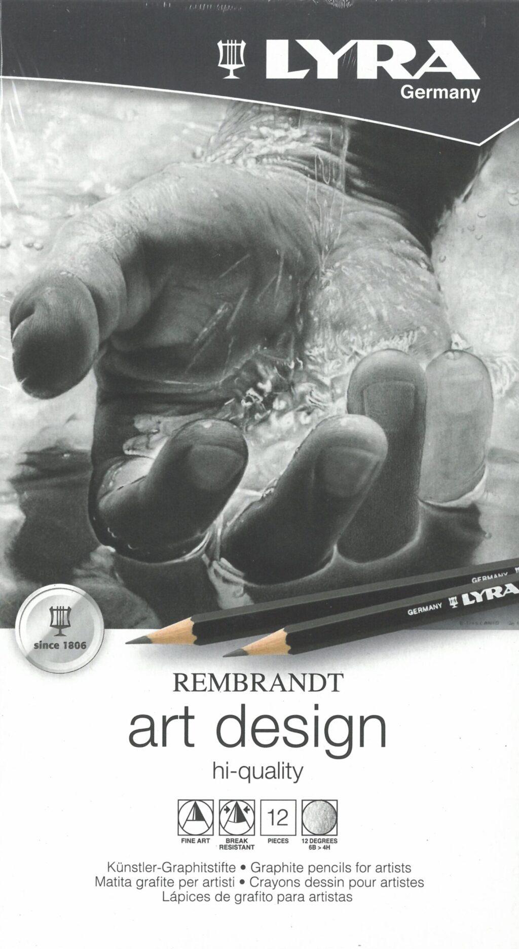 Gå til varen: Art Design blyantssæt