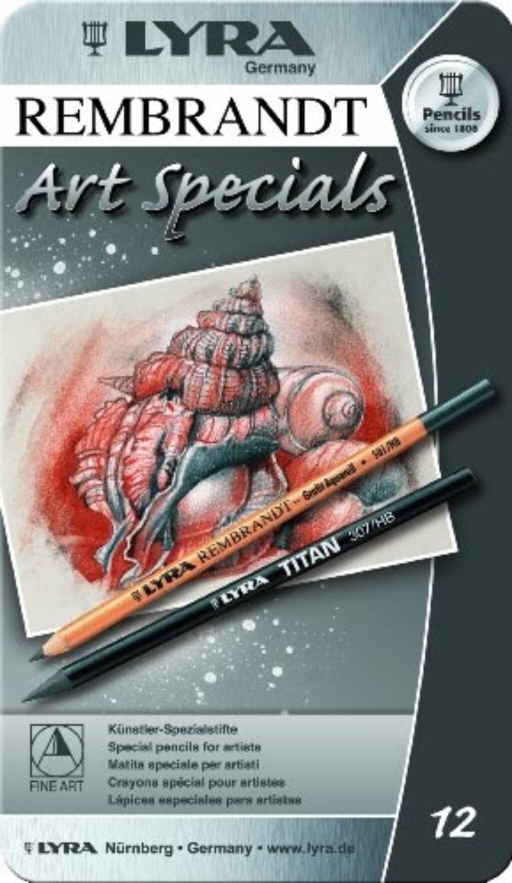 Gå til varen: Art Specials tegnesæt