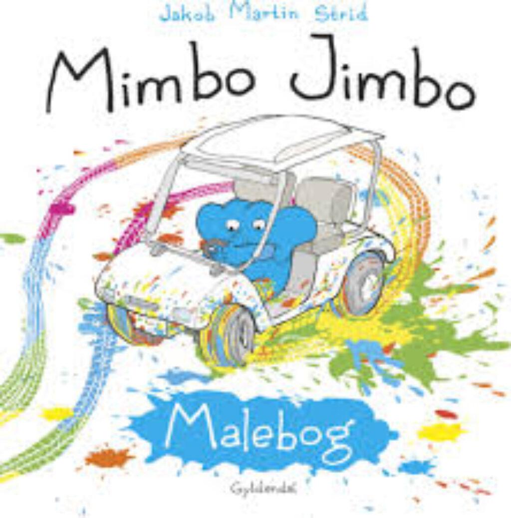 Gå til varen: Mimbo Jimbo Malebog
