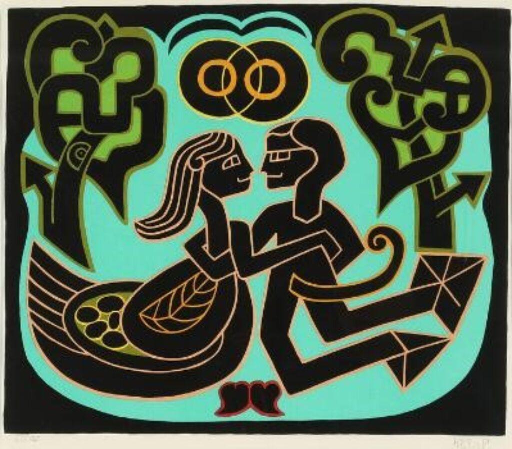 Gå til varen: Kærlighed i Ornamentskoven